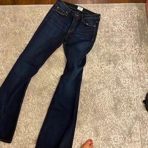 Size 27 Hudson wide leg!!! Never been worn.
